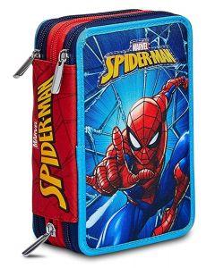 Seven Spiderman Astuccio Triplo