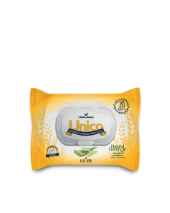 Unico Baby Salviettine Effetto Crema - 20pz