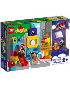 I visitatori dal pianeta - Lego Duplo 10895