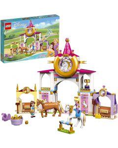 LEGO Disney Princess Le Scuderie Reali di Belle e Rapunzel - 43195