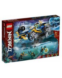 LEGO Ninjago Bolide subacqueo dei Ninja - 71752