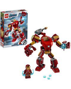 Iron Man Mech - LEGO Super Heroes Avengers 76140