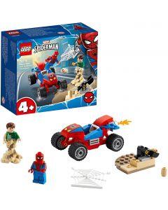La Resa dei Conti tra Spider-Man e Sandman - LEGO 76172
