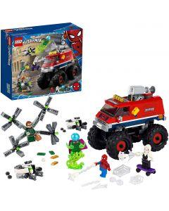 Monster Truck di Spider-Man vs. Mysterio - LEGO 76174