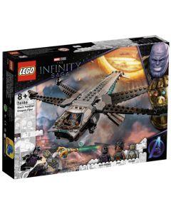 LEGO 76186 Black Panther Dragon Marvel