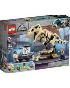 LEGO Jurassic - La mostra del fossile T Rex