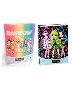 Rainbow High Diario STD 12M