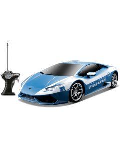 Auto R/C 1:24 Lamborghini Polizia