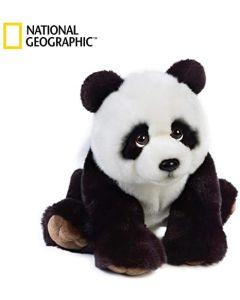 Orso Panda Peluches Giocattolo 753, 15x15x25 cm