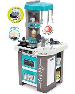Smoby 7600311043 - Cucina Studio Bubble Blu