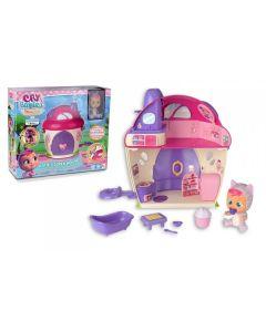 ImcToys 97940IM - Cry Babies La Casa Magica Di Katie
