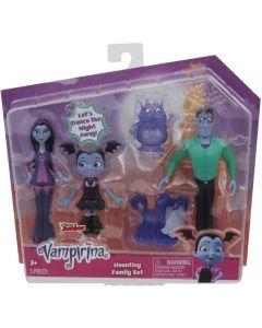 Giochi Preziosi VAM20000 - Disney Vampirina Set Famiglia 5 Personaggi