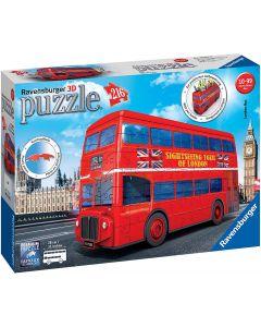 Ravensburger 83887 - Puzzle 3D 216 pz London Bus