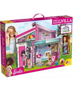 Lisciani Giochi 76932 - Barbie Casa di Malibù con Doll