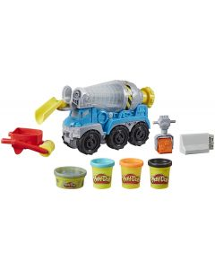 Play-Doh Wheels - Autocarro Betoniera