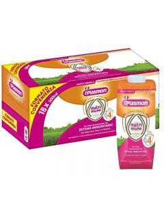 Plasmon Latte Nutrimune 4 - 18X500 Ml