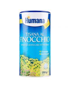 Humana Tisana Al Finocchio - 200 gr
