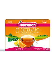 Plasmon Infuso Di Arancia e Tè Deteinato - 24 bs x 5 gr