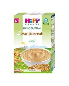 Hipp Crema Multicereali Biologica - 200 gr