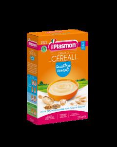 Plasmon Crema Ai 4 Cereali - 230 gr