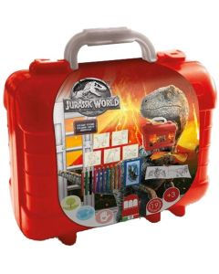 Travel Set Timbri Jurassic World - Multiprint 42975