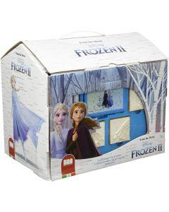 Casetta 7 Timbri per Bambini Disney Frozen 2 - Multiprint 89883