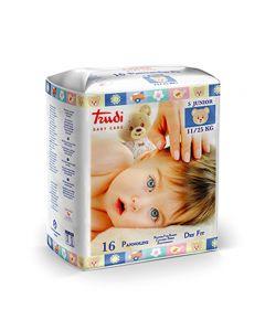 Trudi Pannolini Dry Fit JUNIOR - Taglia 5 - 11/25KG
