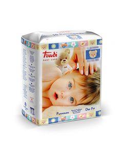 Trudi Pannolini Dry Fit MAXI - Taglia 4 - 7/18KG