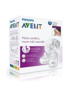 Avent Tiralatte Manuale Natural 0% BPA