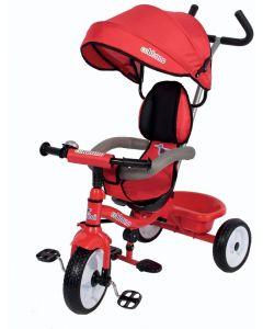 Triciclo Colibrino Rosso - Ferrera 18001