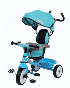 Triciclo Colibrino Azzurro - Ferrera 18002