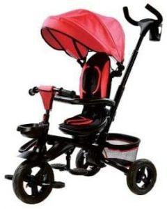 Triciclo Pieghevole Rosso - Ferrera 20006