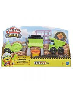 Playdoh Wheels Cantiere - Hasbro