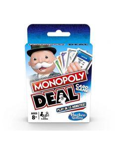 Monopoly Deal Gioco Carte - Hasbro Gaming