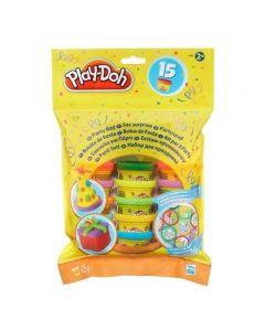 Playdoh Confezione con 15 Vasetti- Hasbro
