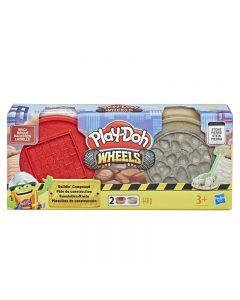 Playdoh Wheels Vasetti 448 Gr - Hasbro