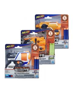 Nerf Microshots Modelli Assortiti - Hasbro