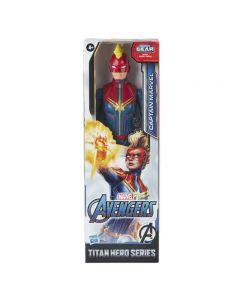 Avengers Titan Hero Capitan Marvel 30 CM - Hasbro