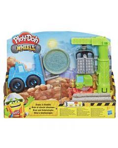 Playdoh Wheels La Gru - Hasbro