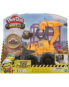 Hasbro E92265L0 - Playdoh Wheels Escavatore Deluxe