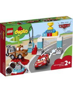 Lego Duplo Gara Saetta McQueen - 10924