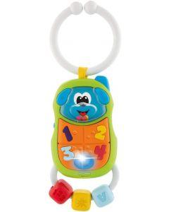 Chicco Baby Senses Trillino Telefono Cucciolo