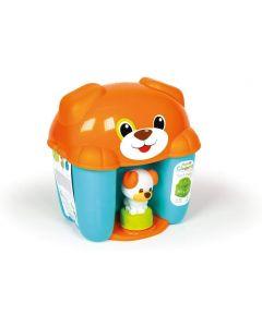 Clemmy Soft Clementoni 17294 - Secchiello Dog & Puppy