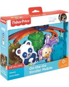 Fisher Price DYW54 - Giostrina Animaletti