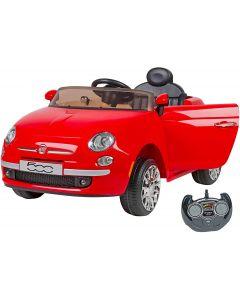 Auto Elettrica Fiat 500 12 V Rossa - 38955