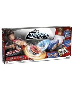 Rocco Giocattoli Spinner Mad Battle Pack