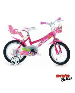 "Dino Bikes 166R02 - Bici Bimba Flappy 16"""