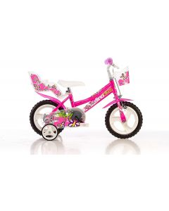 "Dino Bikes 126RL02 - Bici Bimba Flappy 12"""