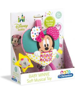 Clementoni 17212 - Baby Clem Minnie Morbido Carillon