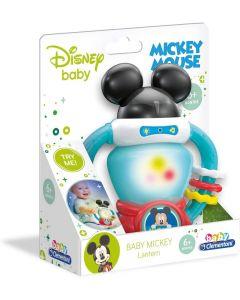 Clementoni 17335 - Baby Clem Mickey Lanterna Interattiva